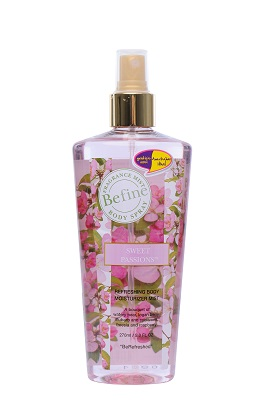 Gratis Body Mist Sweet Passion 250 ml