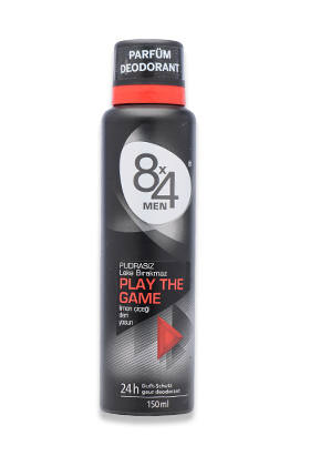 Gratis Deo Sprey - Play The Game 150 ml