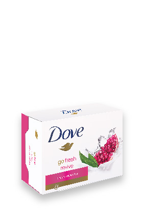 Gratis Dove Cream Bar Go Fresh Revive 100gr