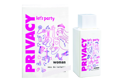 Gratis Privacy Let's Party Bayan EDT 100ml
