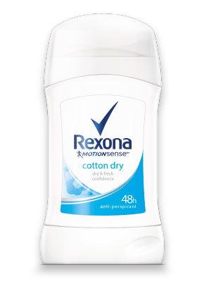 Gratis Rexona Stick Deodorant Cotton Dry 50ml