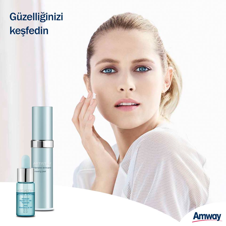 Amway Artistry Intensive Skincare