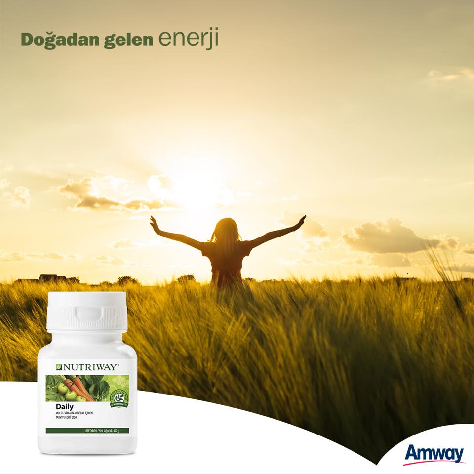 Amway Nutriway Daily