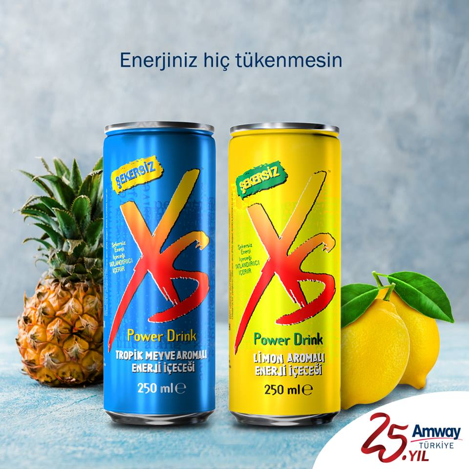 Amway XS Power Drink