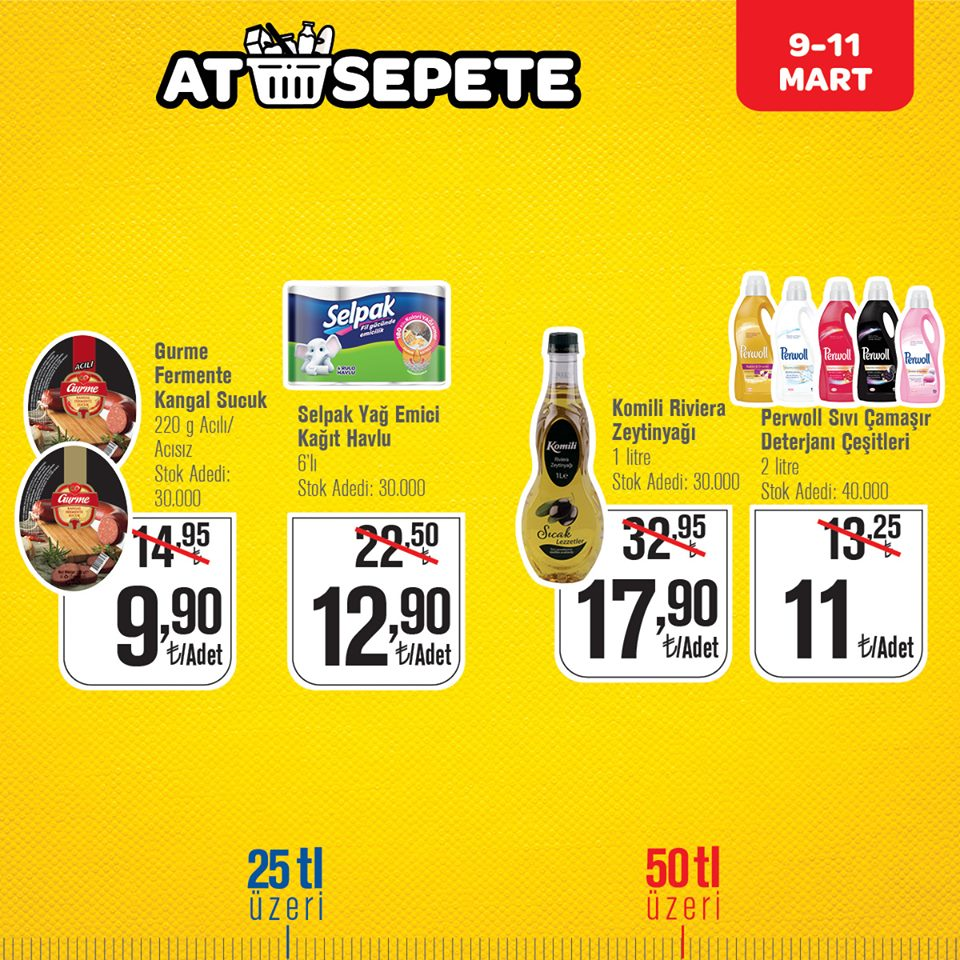 CarrefourSA At Sepete 09 - 11 Mart 2019