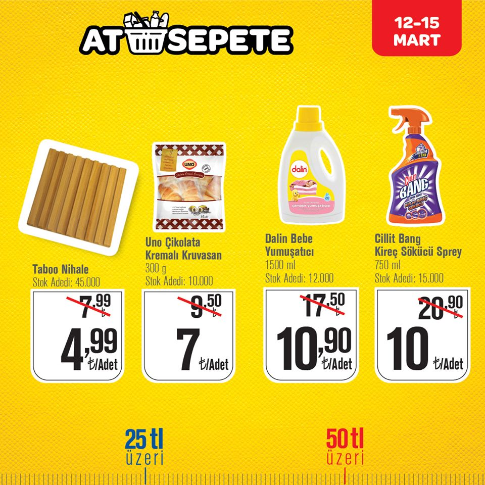 CarrefourSA At Sepete 12 - 15 Mart 2019