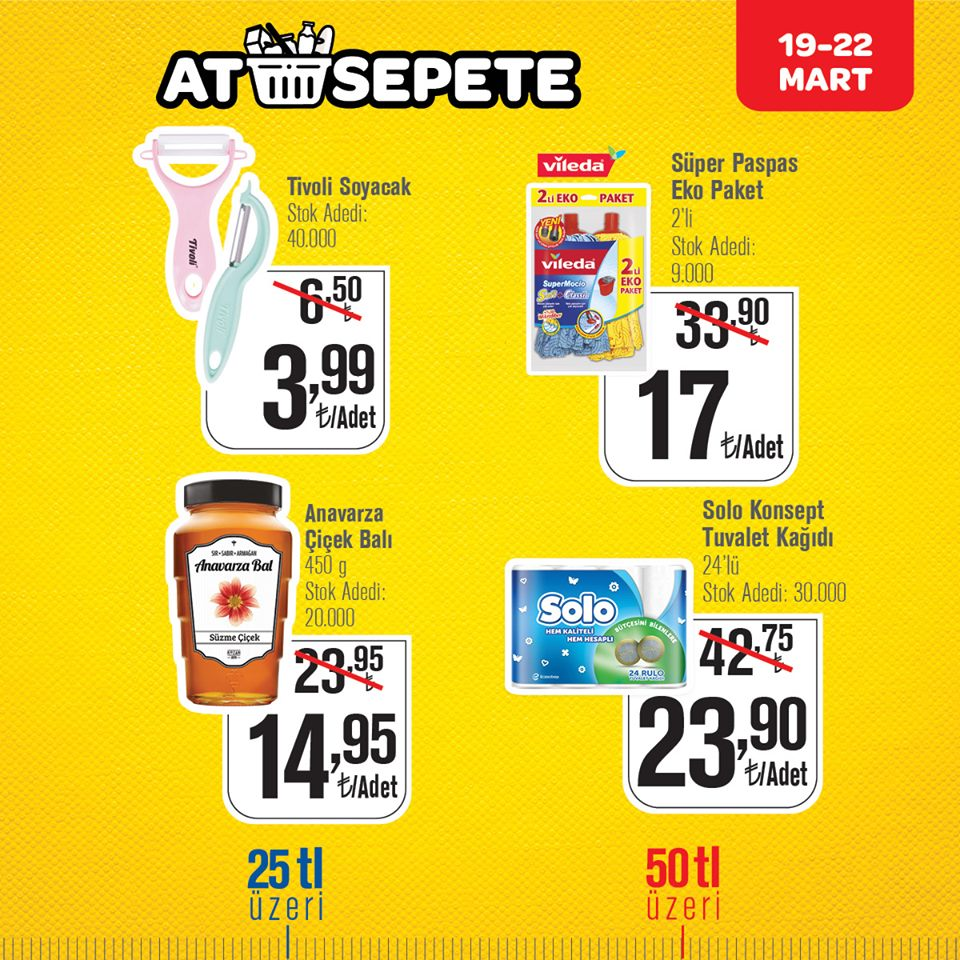 CarrefourSA At Sepete 12 - 22 MART 2019