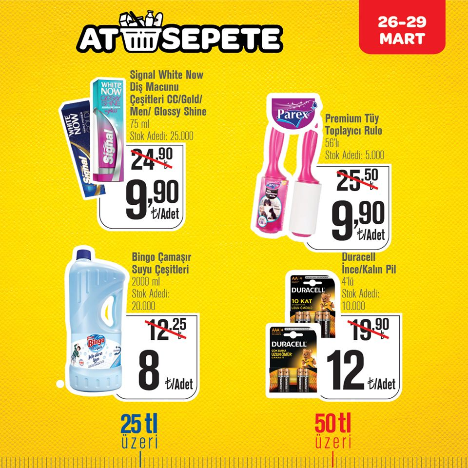 CarrefourSA At Sepete 26-29 Mart 2019